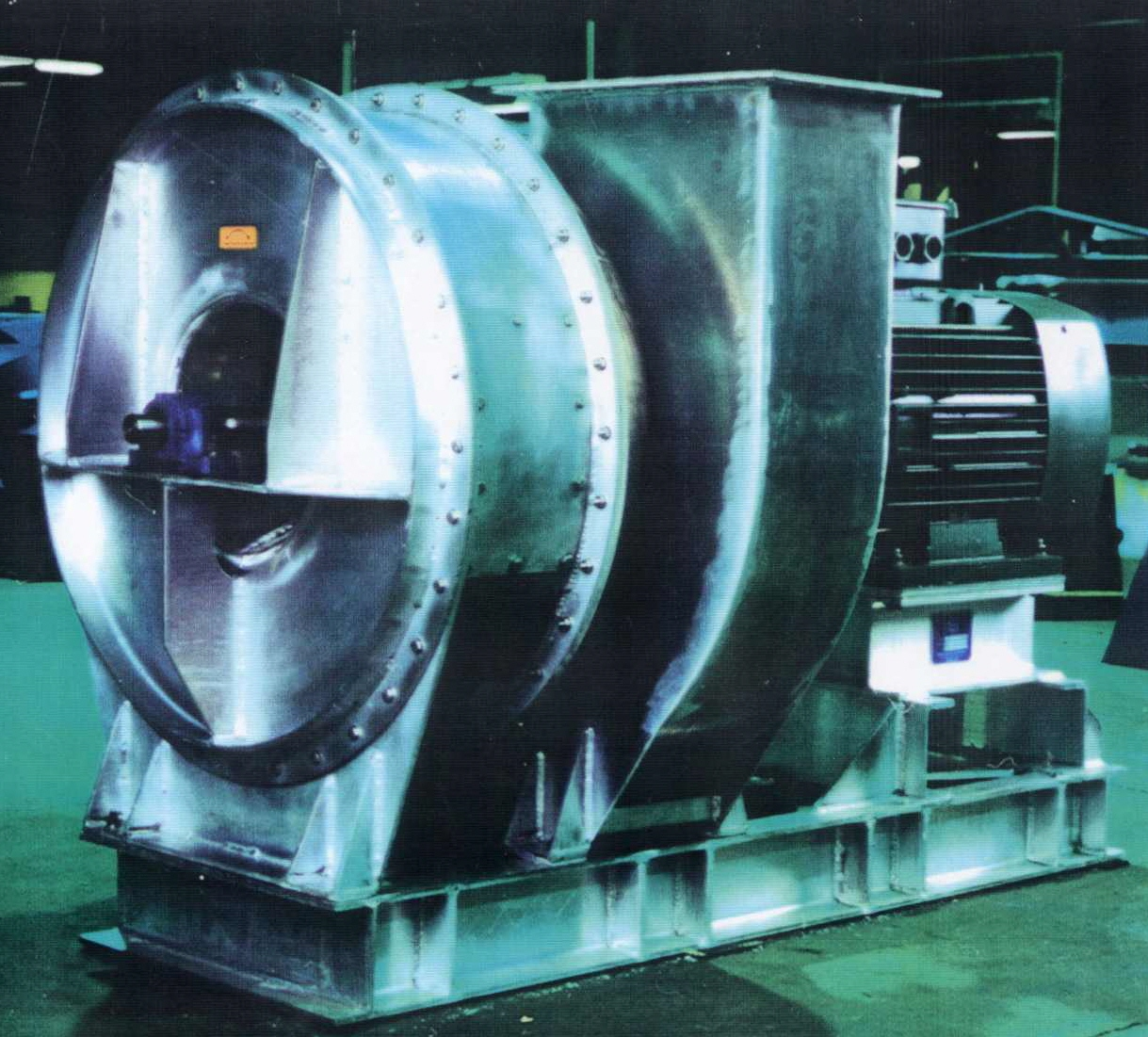 Two Stage Centrifugal Blower : Two stage blowers