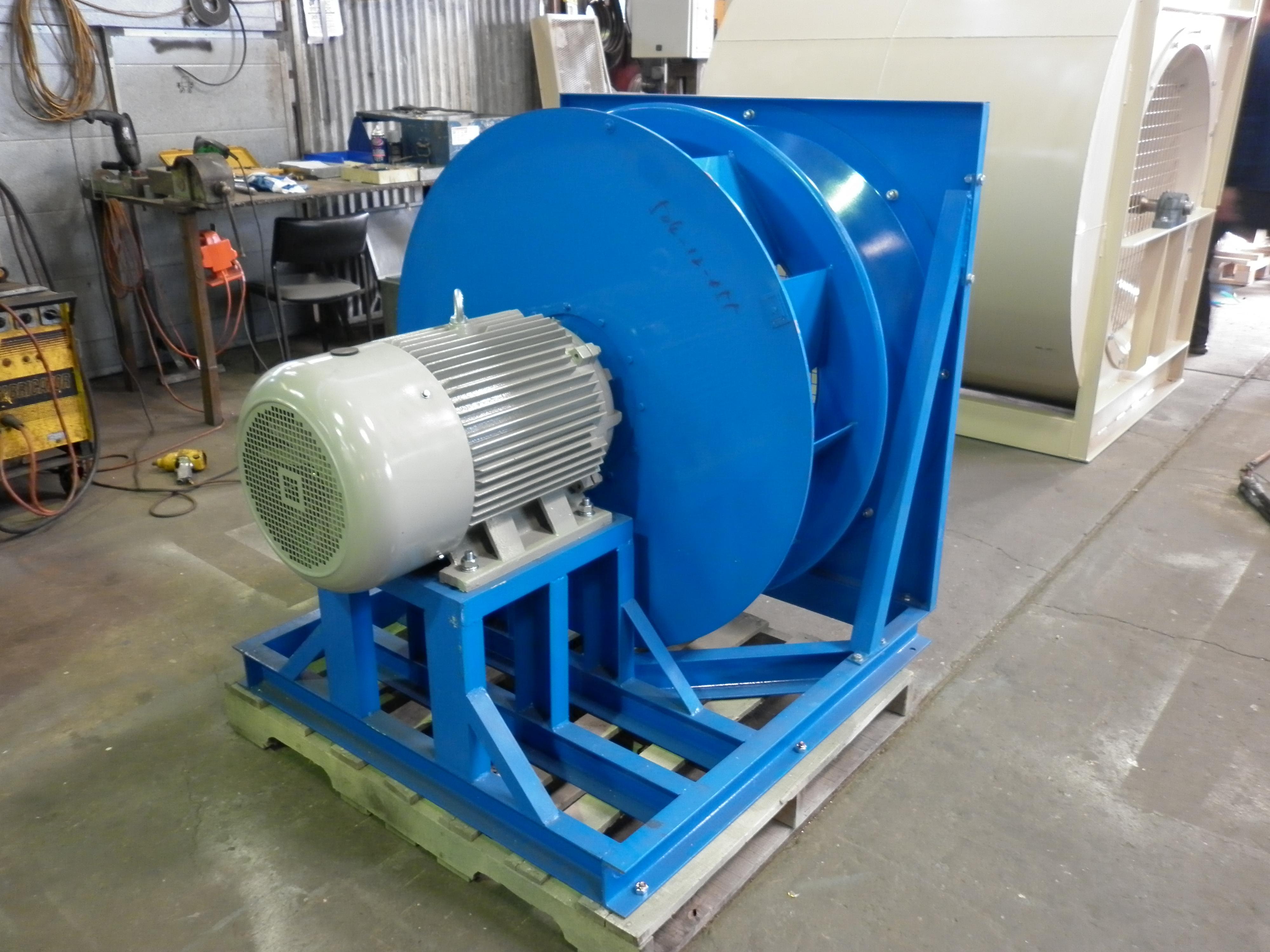 Large Centrifugal Fan : Plug fans