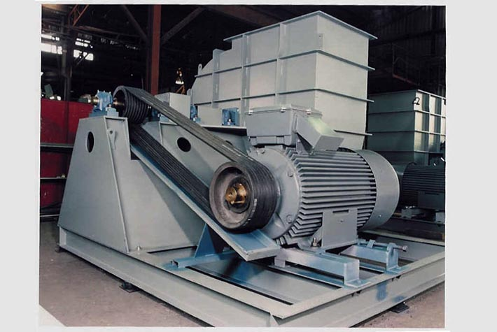 Centrifugal Fans And Blowers : Large centrifugal fans